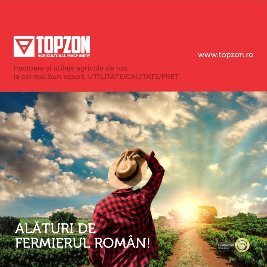 Alături de fermierul român!