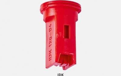Duze compacte cu injectie de aer model IDK & IDKN marca Lechler