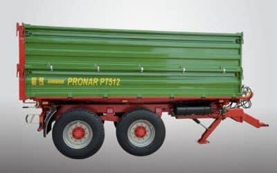 Remorca tandem Pronar PT512