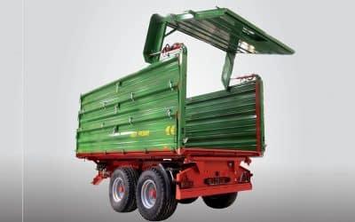 Remorca tandem Pronar T663/1 SILO