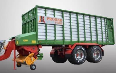 Remorca autoincarcare Pronar T400R