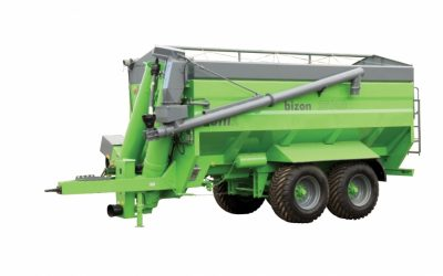BIZON Remorca transport cereale
